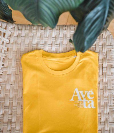 Avéta T-Shirt – gelb