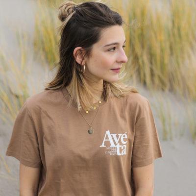 Avéta T-Shirt – beige