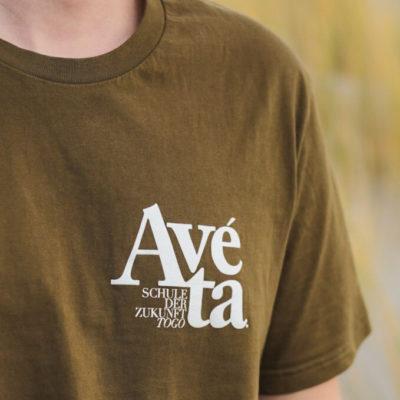 Avéta T-Shirt – khaki