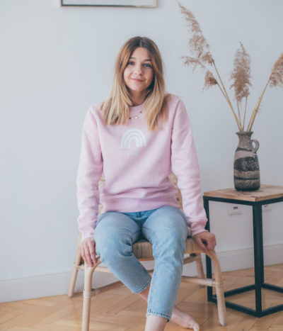Equality Pullover – rosa